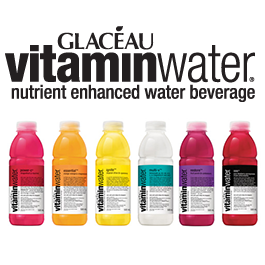 Vitamin Water - Minerals and Soft Drinks