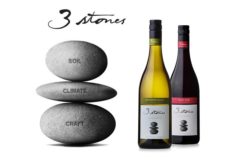3-stones - New Zealand
