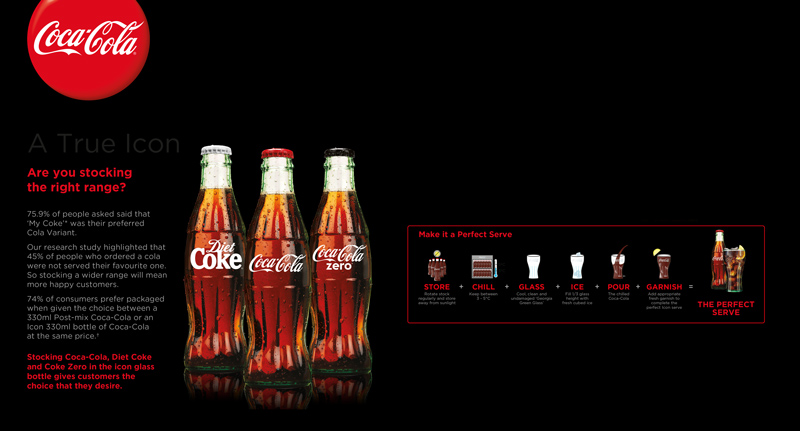 Coca-Cola-advert - Soft Drinks