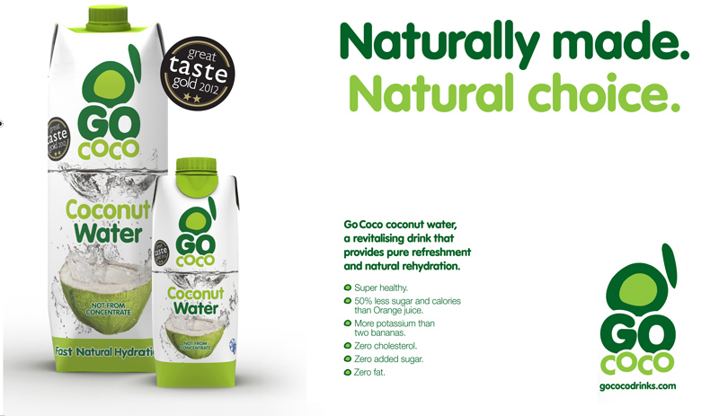 Go-Coco-Advert - Energy Drinks & Others