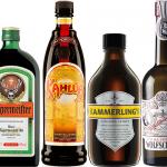 Liqueurs - Spirits