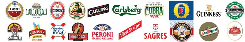 Draught Beer Logos