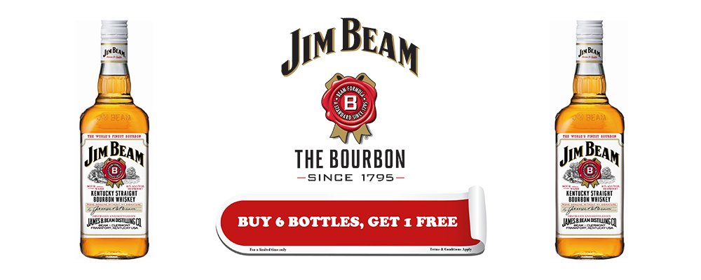 Jim Beam large Offer - Promotions