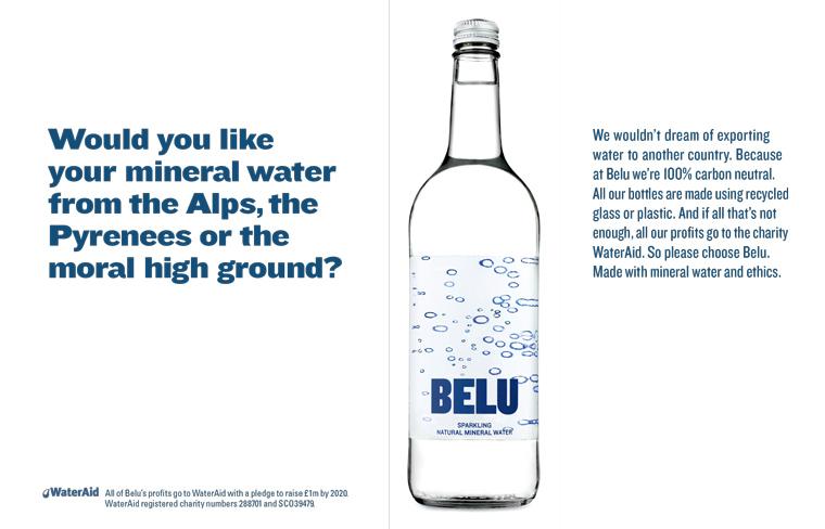 Belu-Advert - Water