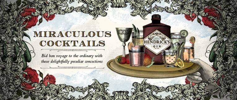 Hendricks Gin Ad