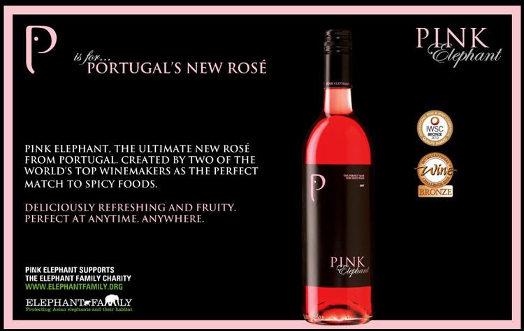 Pink-Elephant-Advert - Portugal